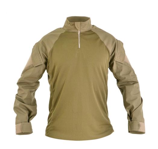 Combat Shirt 715 Forhonor Desert Com Cotoveleira