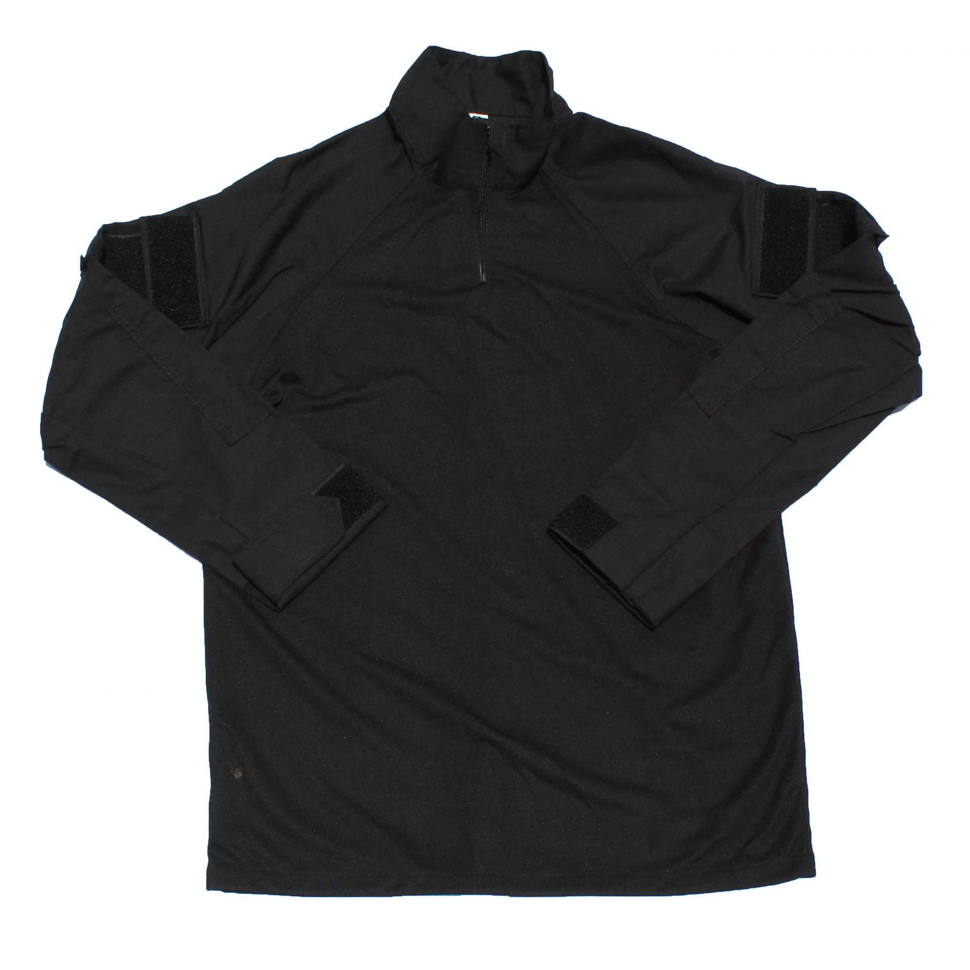 Combat Shirt Tatica - Preta