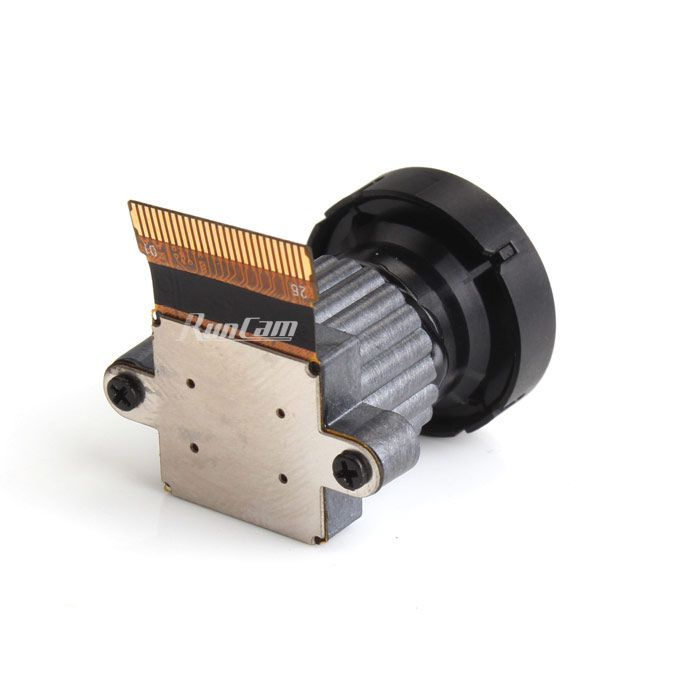 Conjunto Sensor De Lente Runcam 2