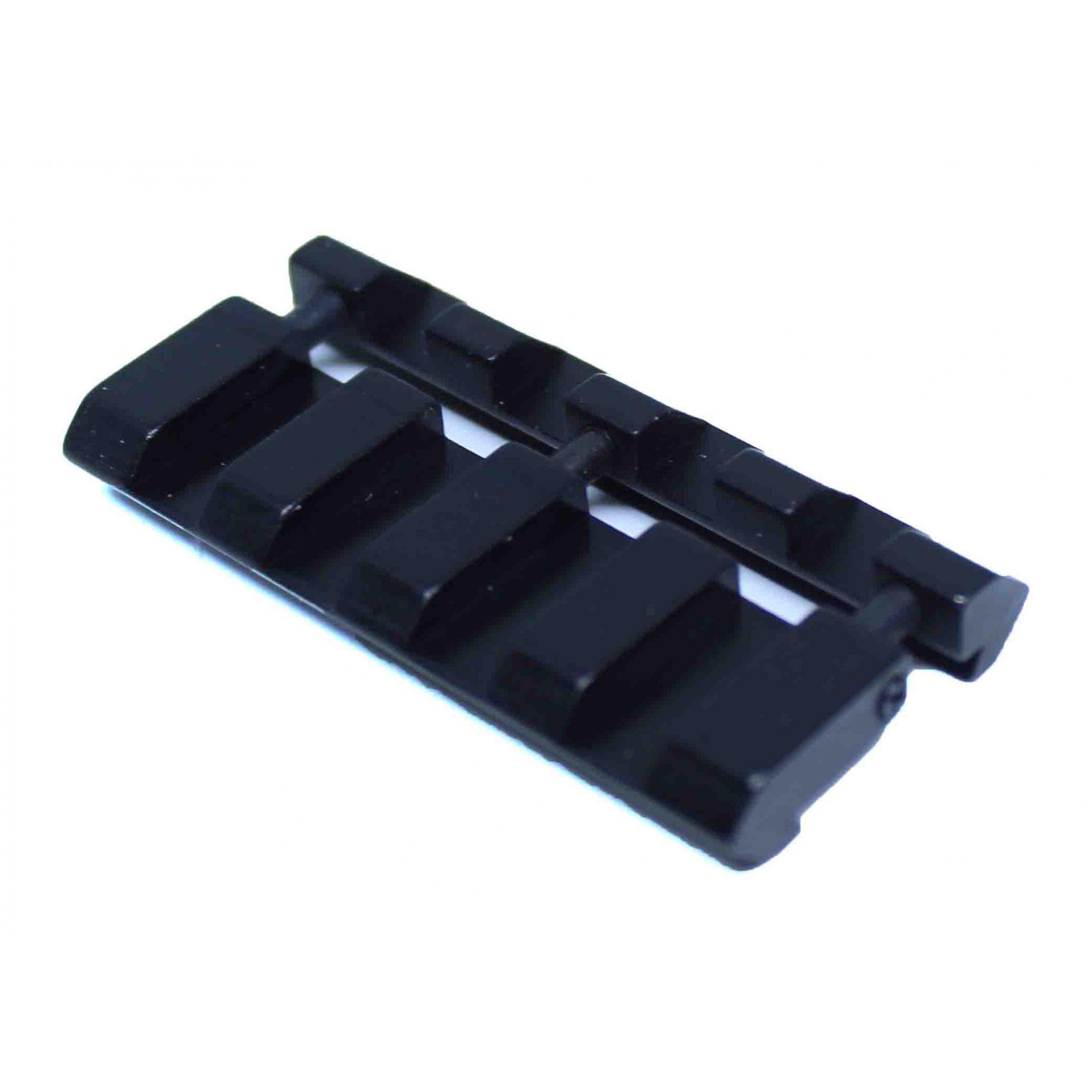Conversor adaptador de trilho 11 para 20mm