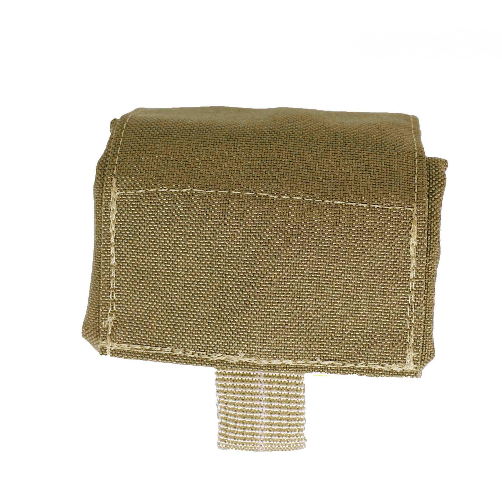 Drop Pouch (Dispenser De Mag) Modular e para Cinto -  Tan