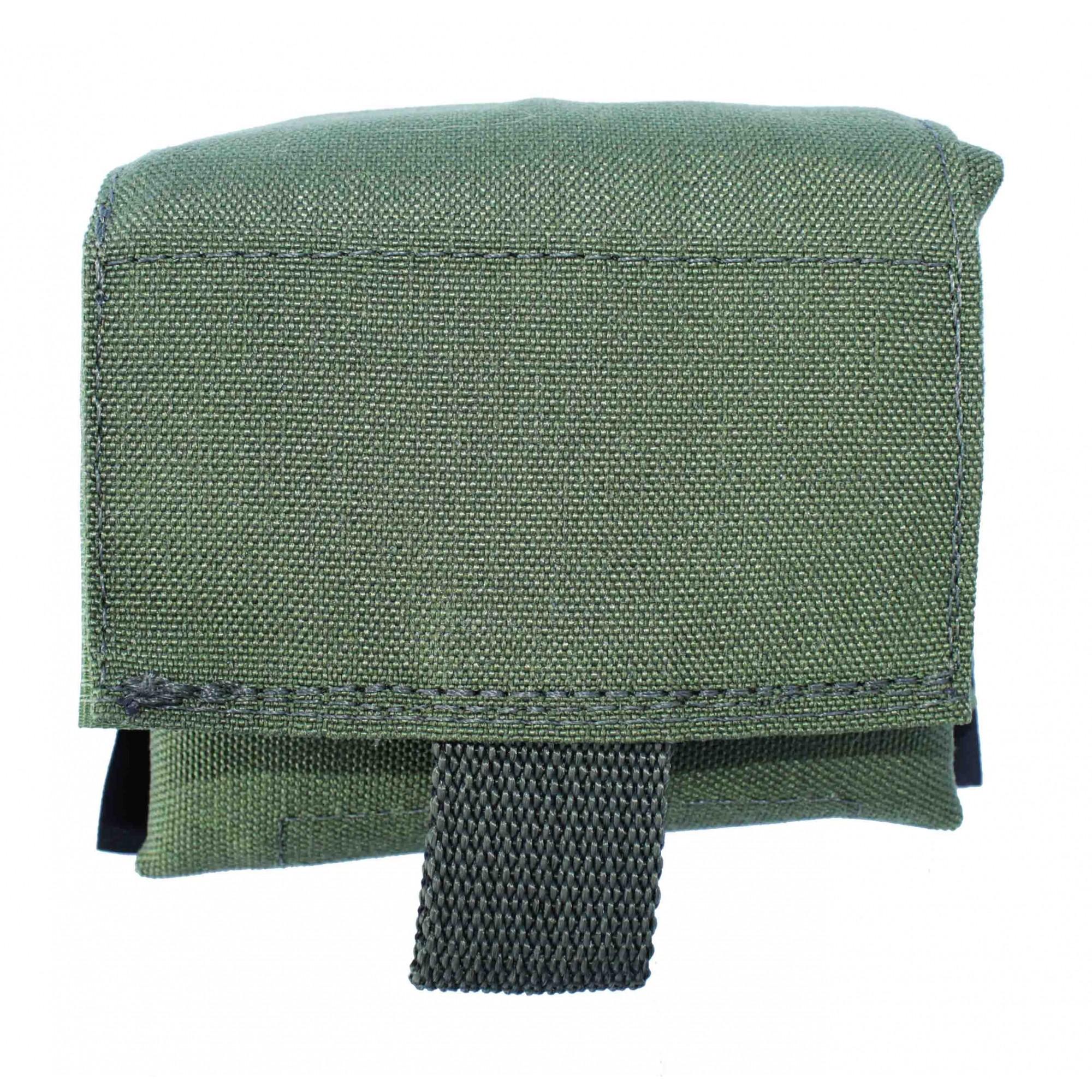 Drop Pouch (Dispenser De Mag) Modular e para Cinto -  Verde