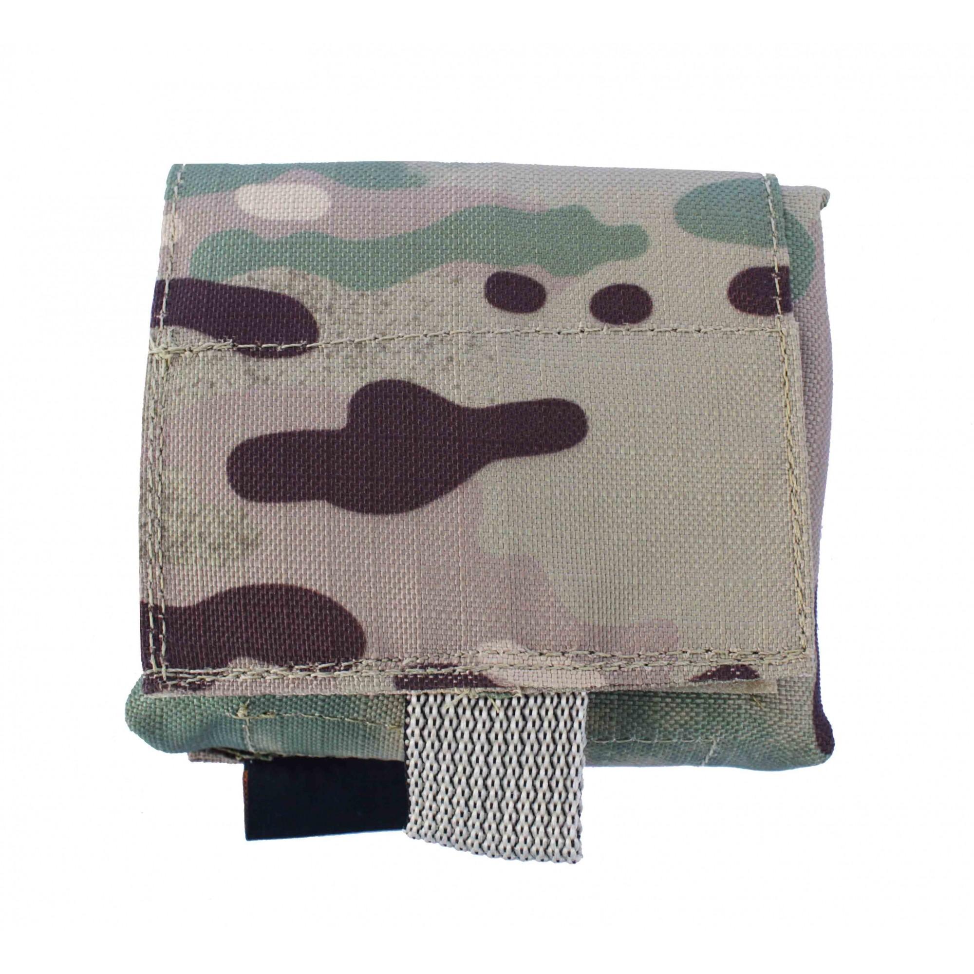 Drop Pouch (Dispenser de Mag) Modular para Colete - Multicam