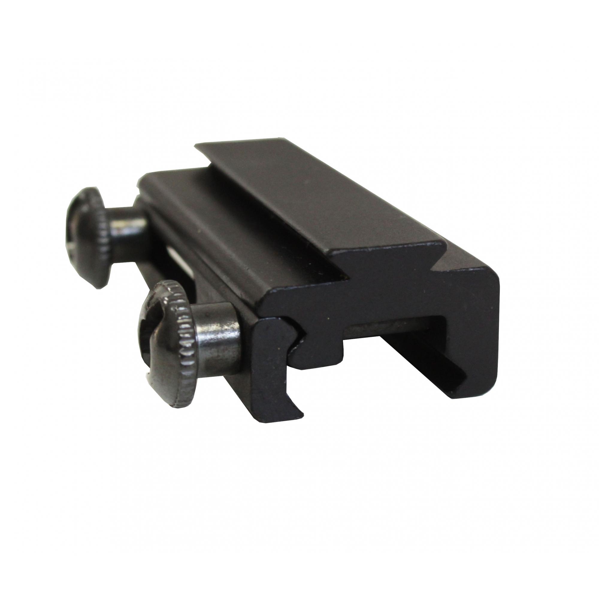 Elevador adaptador de trilho 20mm para 11mm