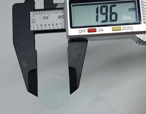 Filtro Infravermelho 19,6mm