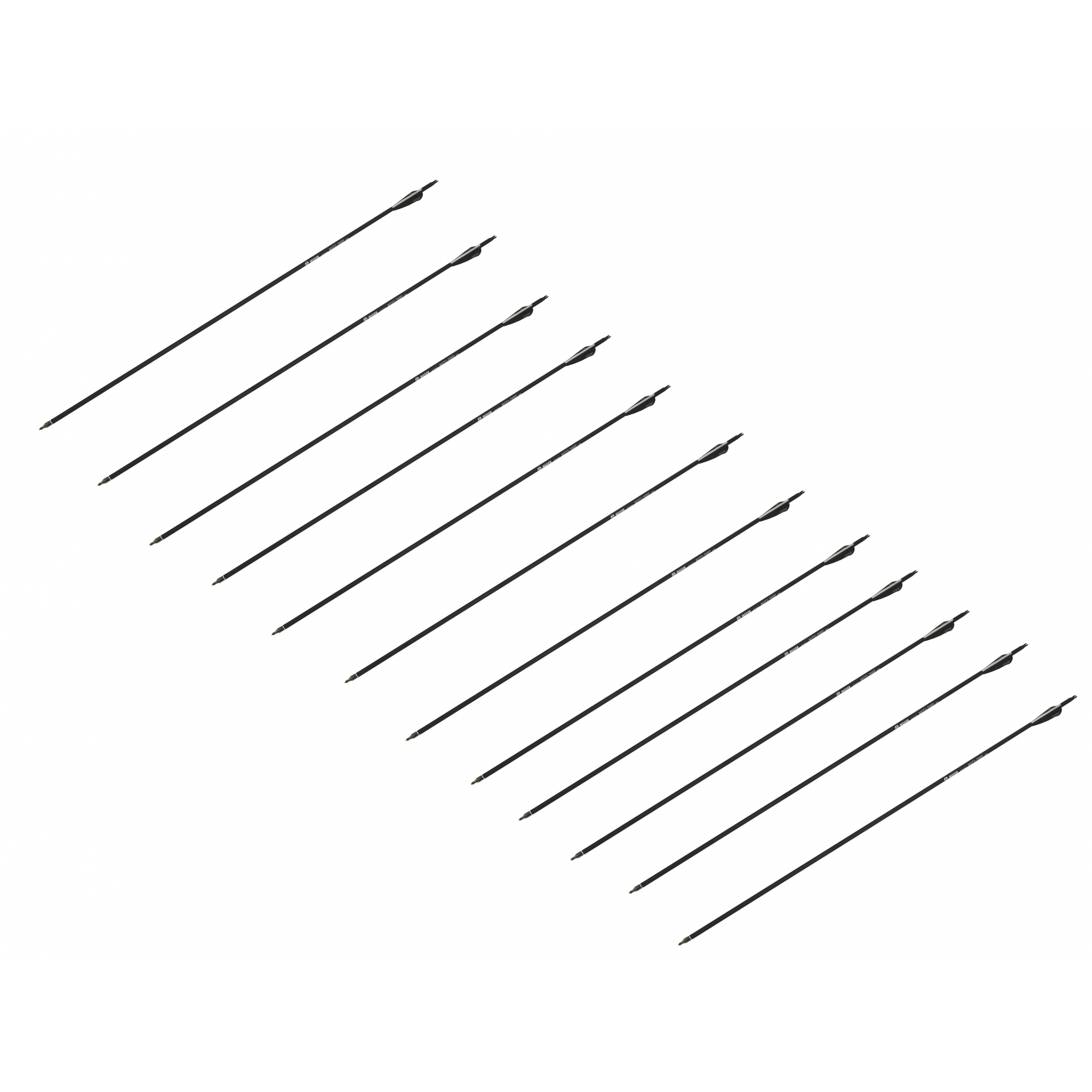 Flechas de Fibra de Vidro 26
