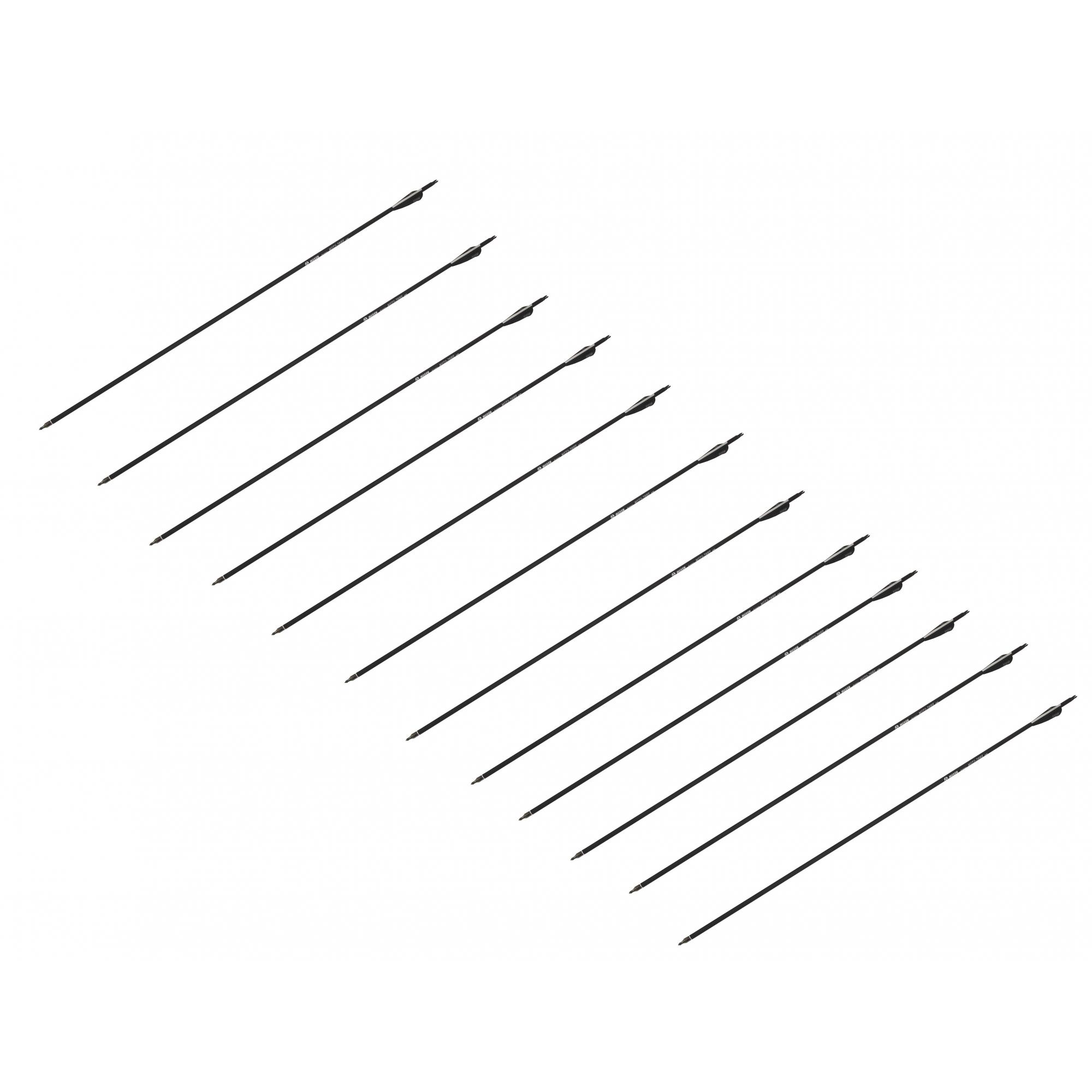 Flechas Fibra de Vidro 28
