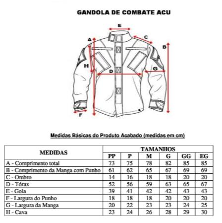 Gandola Tática - Multicam
