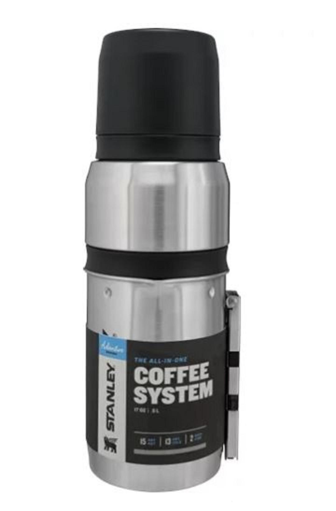 Garrafa Térmica Stanley Sistema de Café Prepare & Conserve 503ml