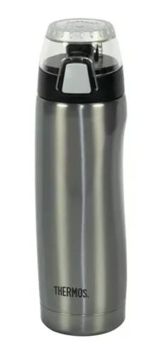 Garrafa Térmica Havai Grafite - (Squeeze 530ml 16h gelado)