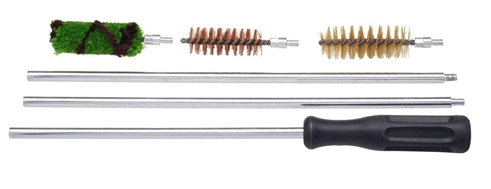 Kit Limpeza Boito Para Armas Cal. 20 Com Estojo de Madeira + Removedor de Polvora 300ml