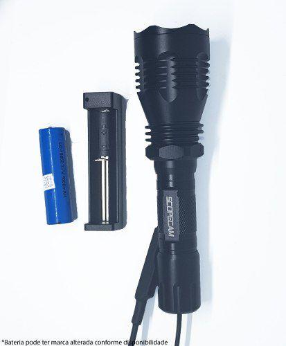 Lanterna Infravermelho 40mm 940nm Acionador Remoto