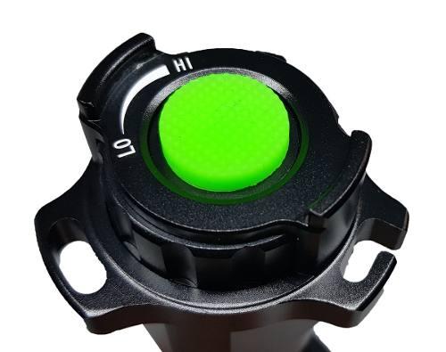 Lanterna Infravermelho De Caça Com Dimmer 75mm