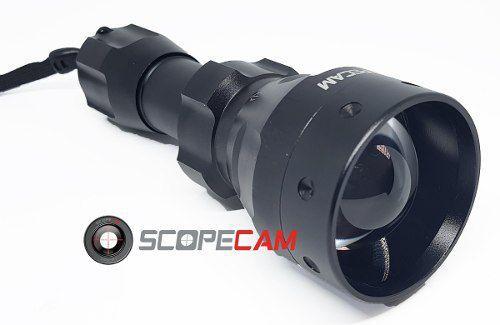 Lanterna T50 Curta Infravermelho 850 Nm 10w