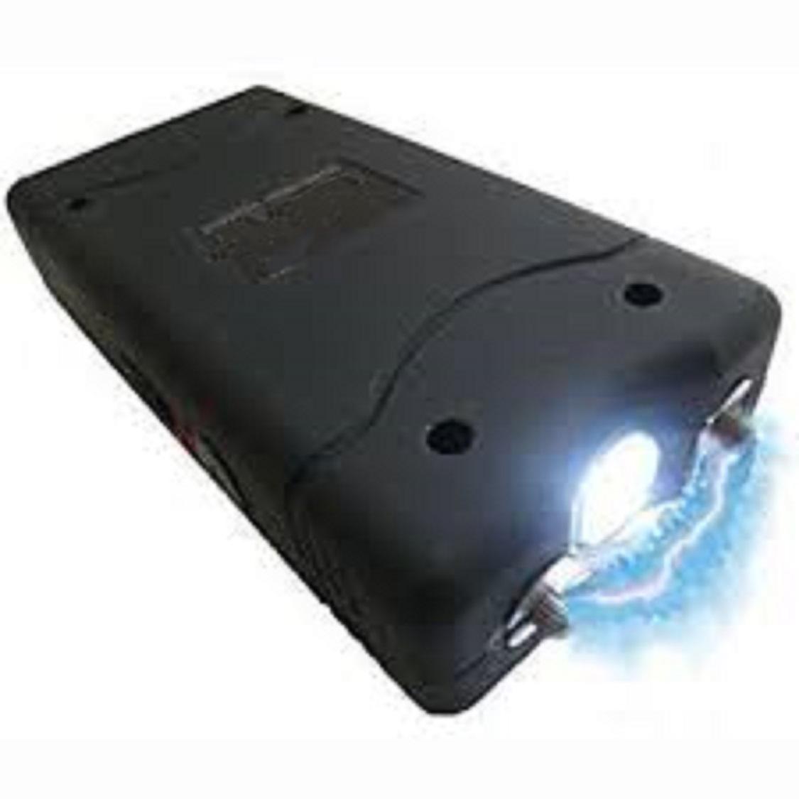 Maquina de choque Teaser com lanterna