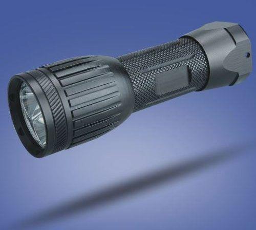 Lanterna Ultra Violeta Profissional Com Bateria E Carregador