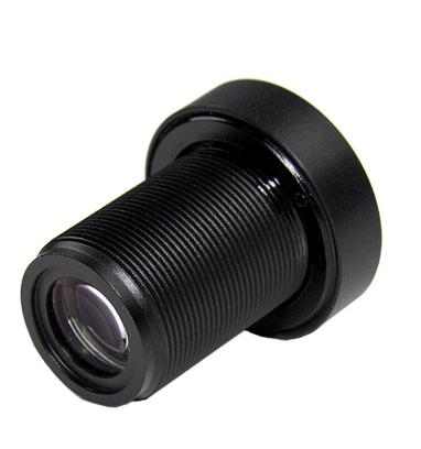 Lente 2.8 mm F1.4. M12 1/2 cctv Visão Noturna