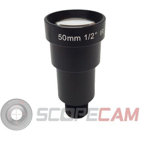 Lente Sniper 50mm 5mp