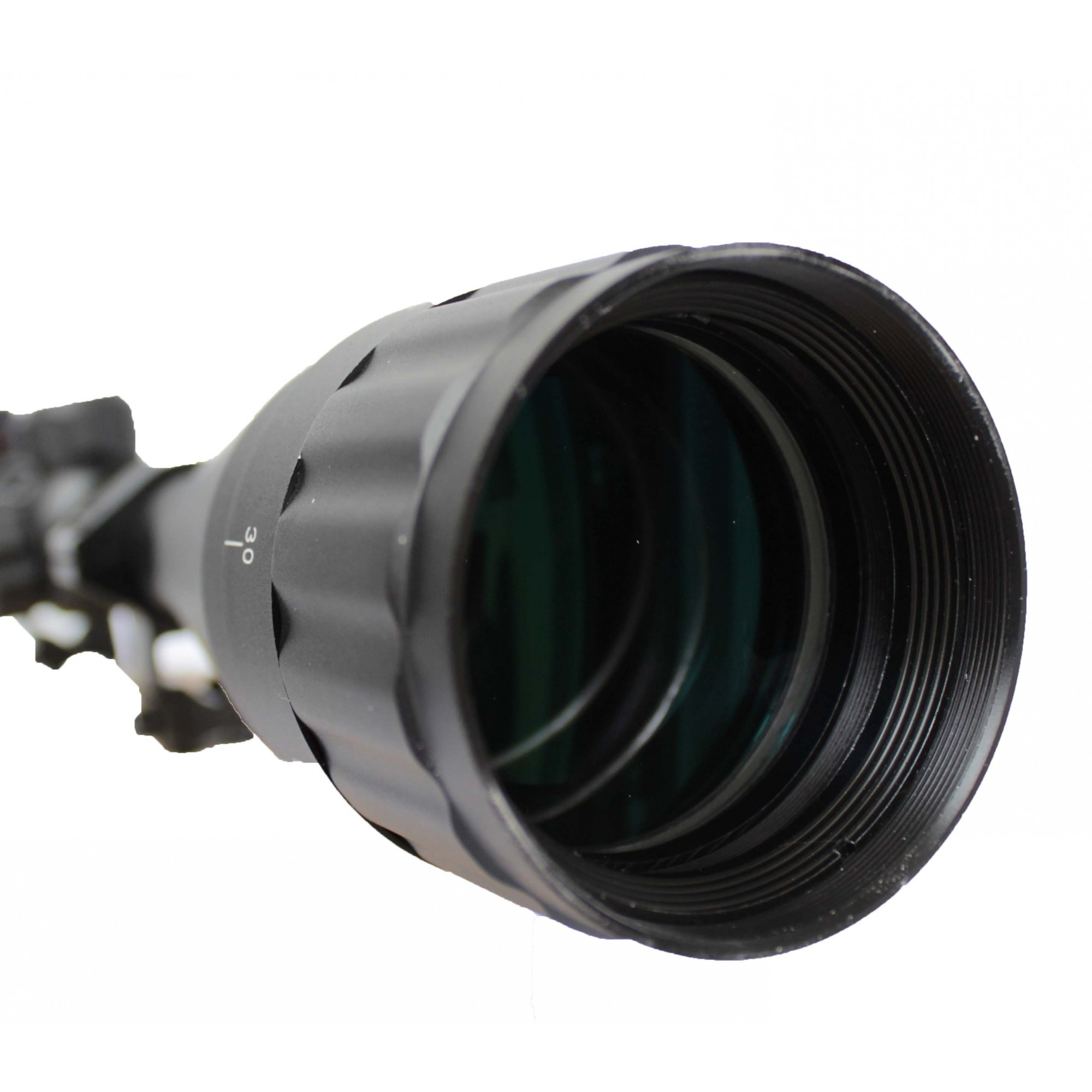 Luneta 6-24x50 AOE FXR Ajuste Parallax Suporte Mount 11mm