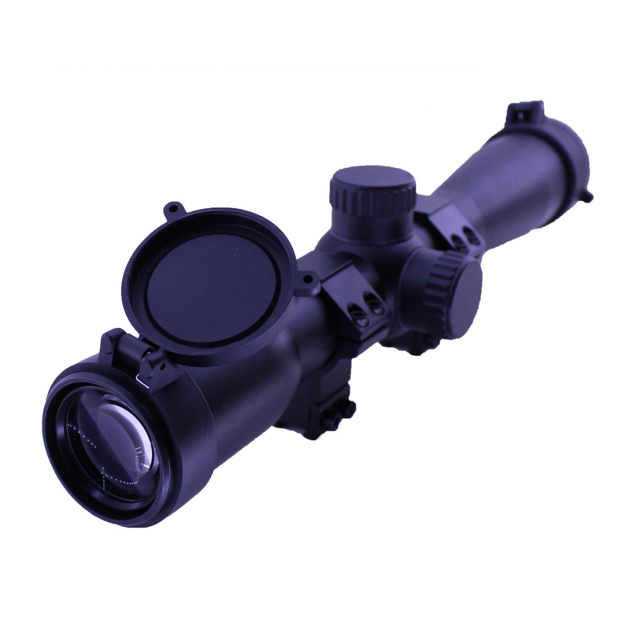 Luneta Rossi 5.9 X 35.9 - Mount 3/8 11mm