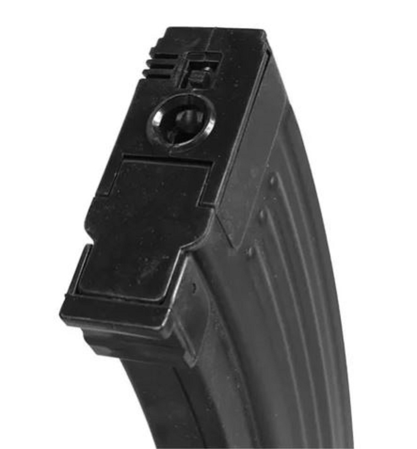 Magazine Hi-cap Airsoft Cyma 600 Bb's Ak-47 Full Metal