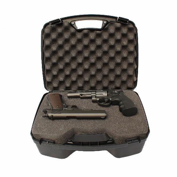 Maleta Case para 4 Pistolas e Revólveres Curtas