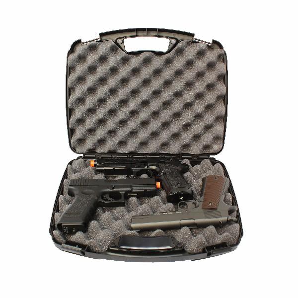 Maleta Case para Pistolas e Revólveres 8
