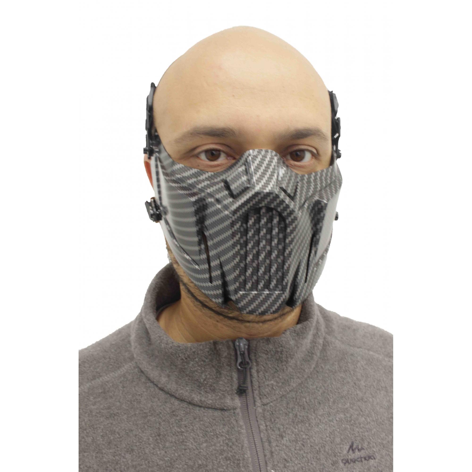 Mascara Airsoft Cinza