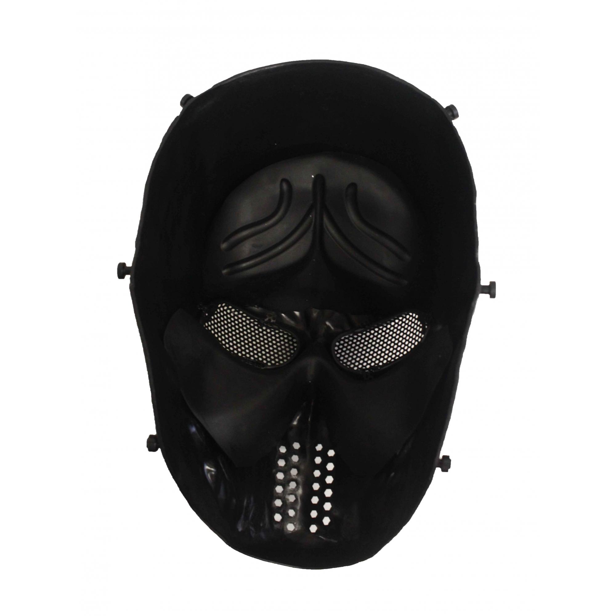 Mascara Airsoft Estampa USA Proteção Total