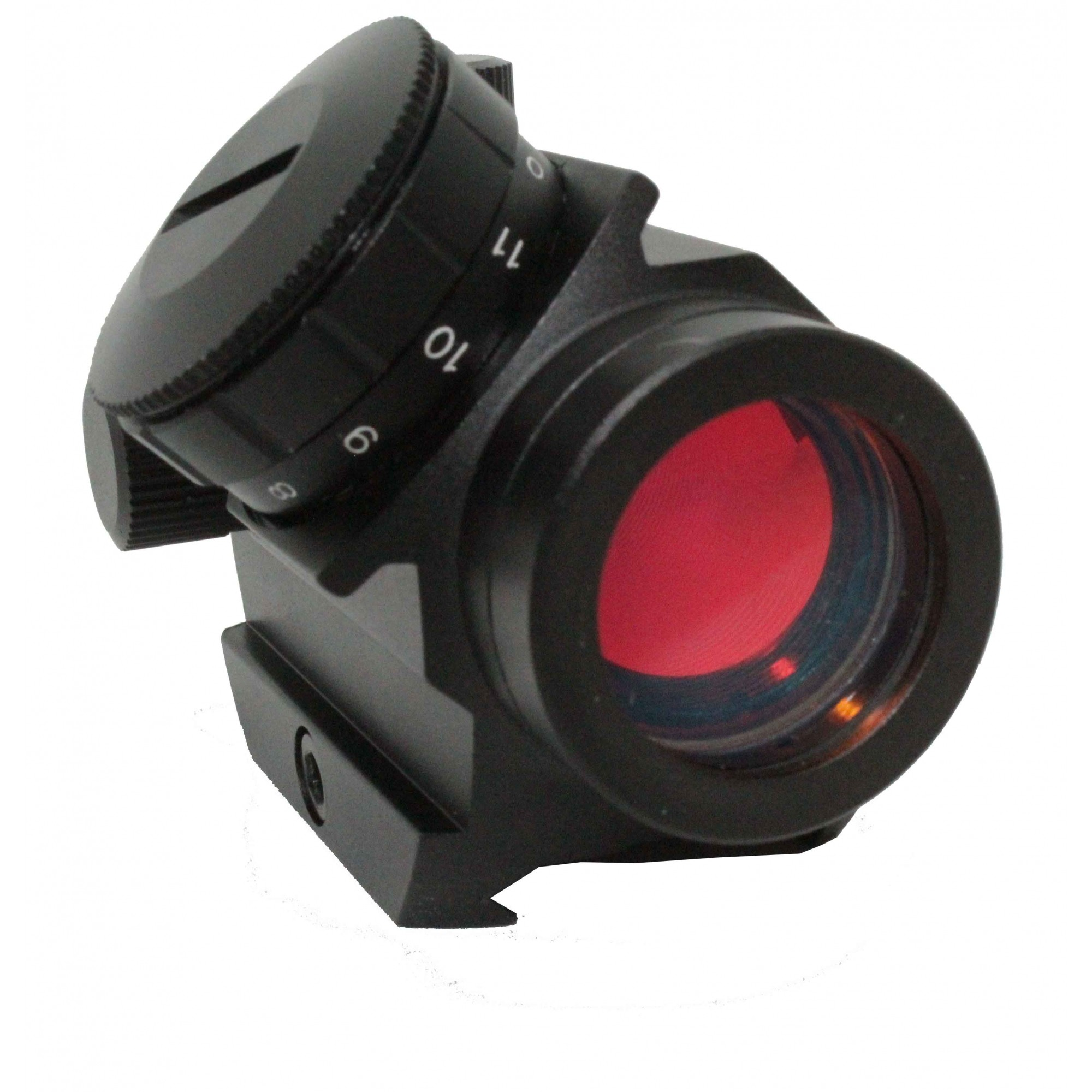 Mini Red Dot Com Elevação