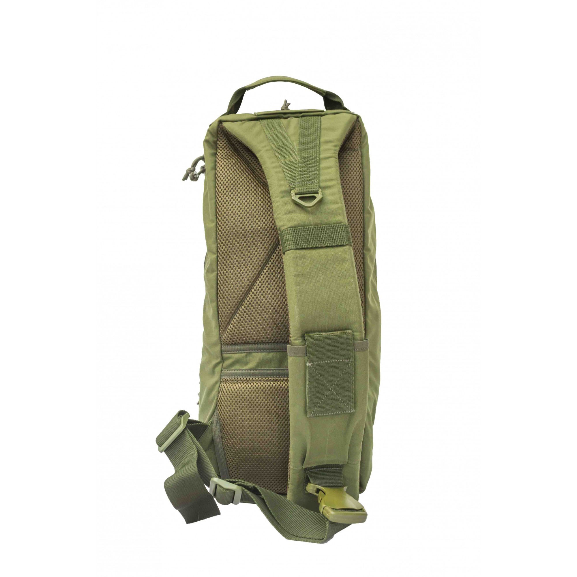 Mochila Tática Militar em cordura Go-Bag T2 Verde PDW