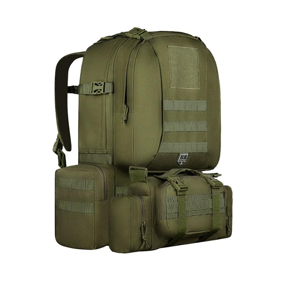 Mochila Militar BR Force Campanha 55L