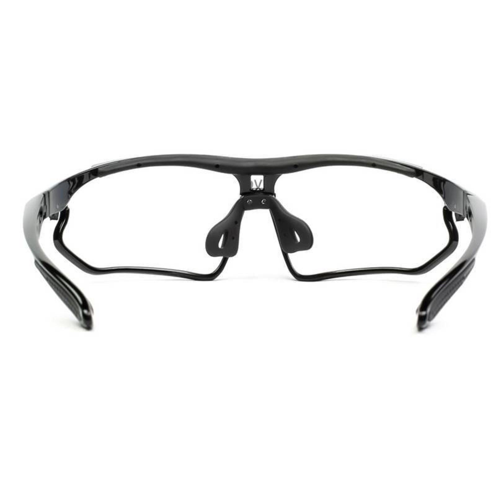 Óculos Tático Huntdown Lente Transparente - EVO Tactical