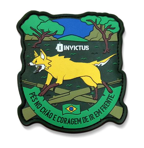Patch Invictus Cerrado