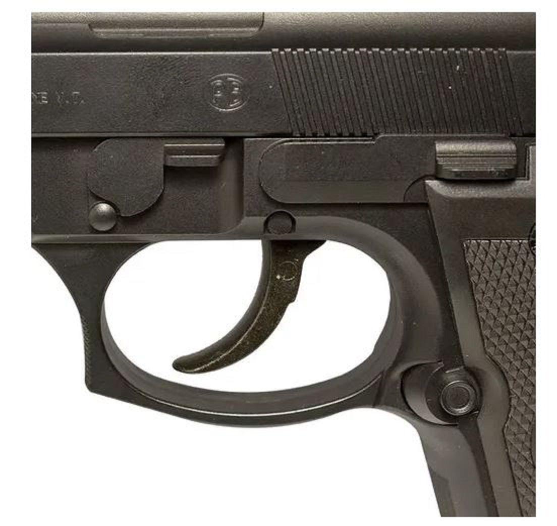 Pistola Airsoft CO2 Pietro Beretta 92 FS 6mm