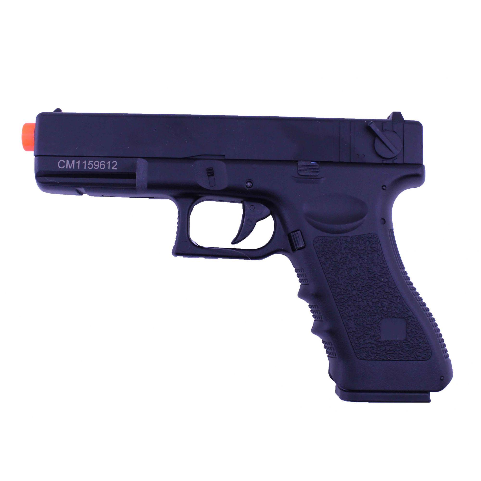 Pistola Airsoft Elétrica Cyma CM030S