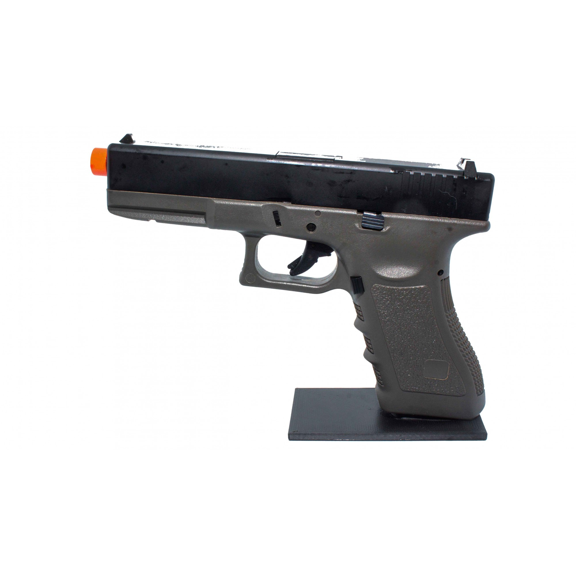 Pistola Airsoft GBB R17 OD Blowback 6mm