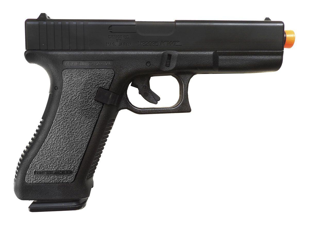 Pistola Airsoft Spring KWC K17 Mola