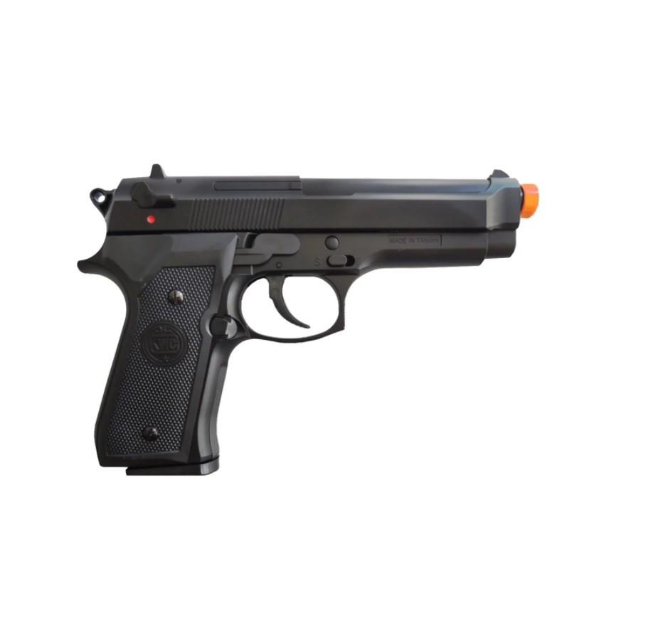 Pistola Airsoft Spring KWC M92 Mola