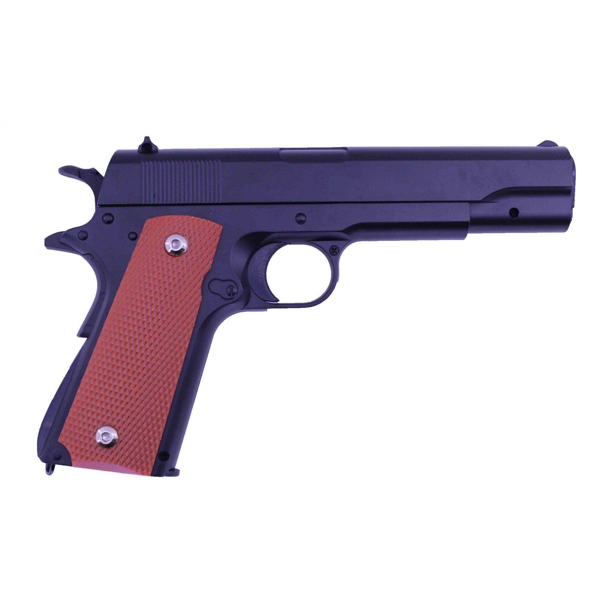 Pistola Airsoft VG 1911 V14 Spring 6mm