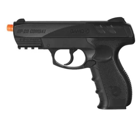 Pistola de Pressão - Gamo Combat GP-20 4,5 mm