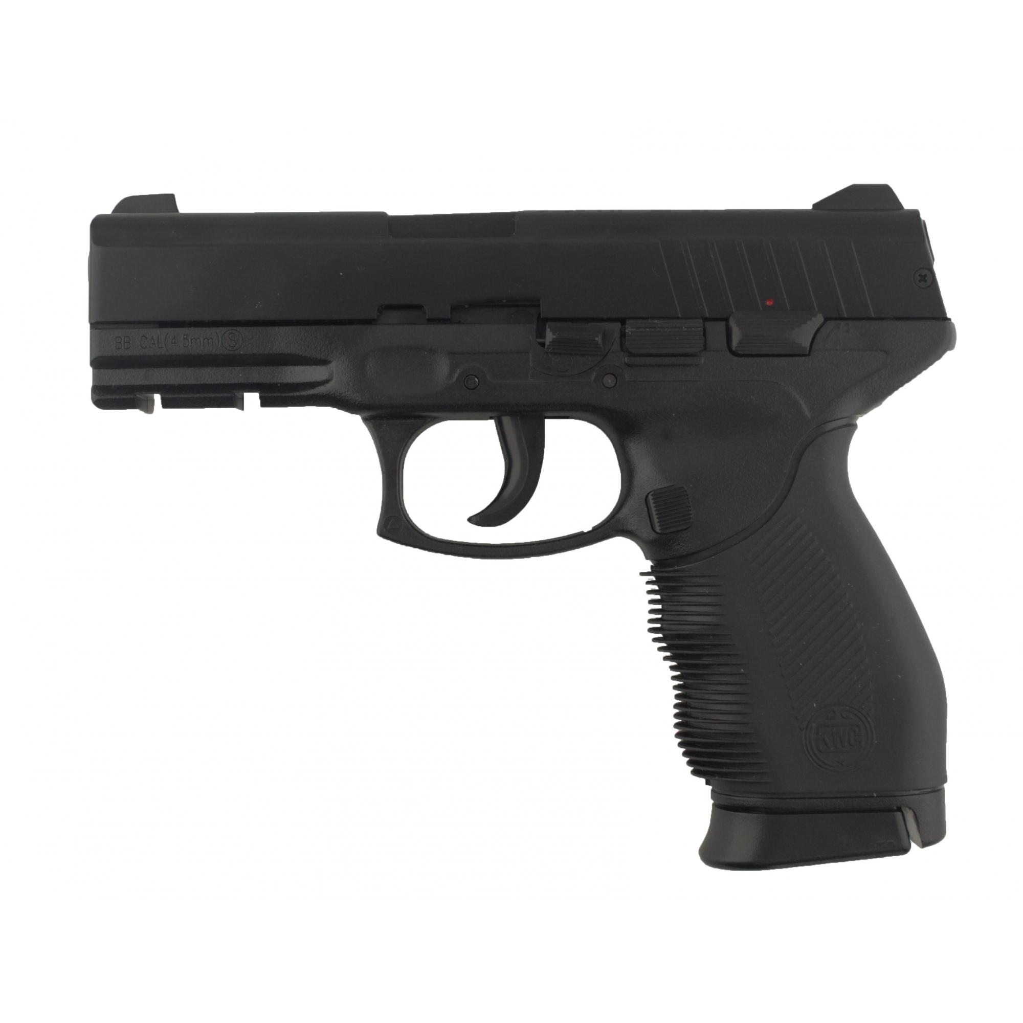 Pistola de Pressão KWC 24/7  4,5mm