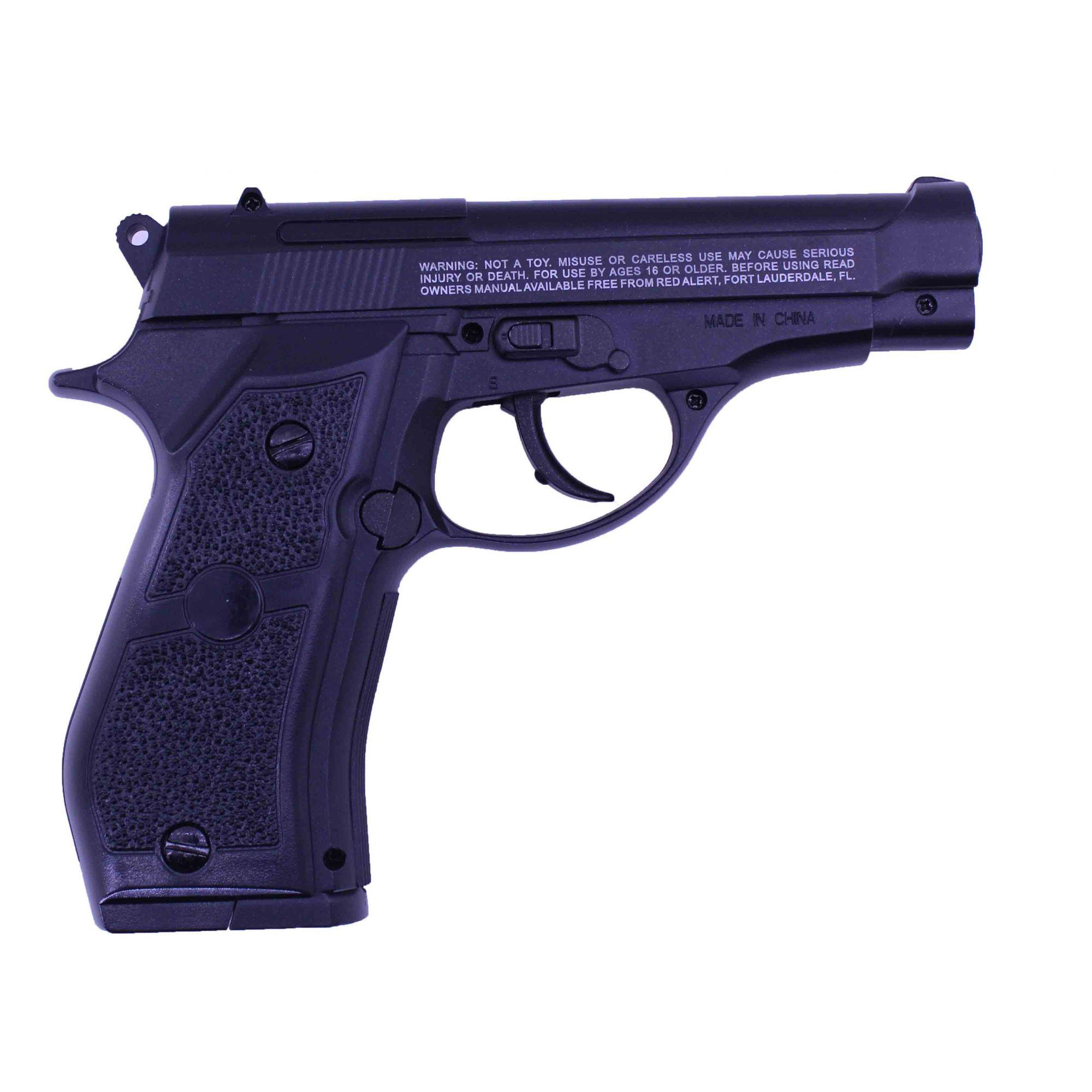 Pistola de Pressão Red Alert RD-Compact Co2 4,5mm