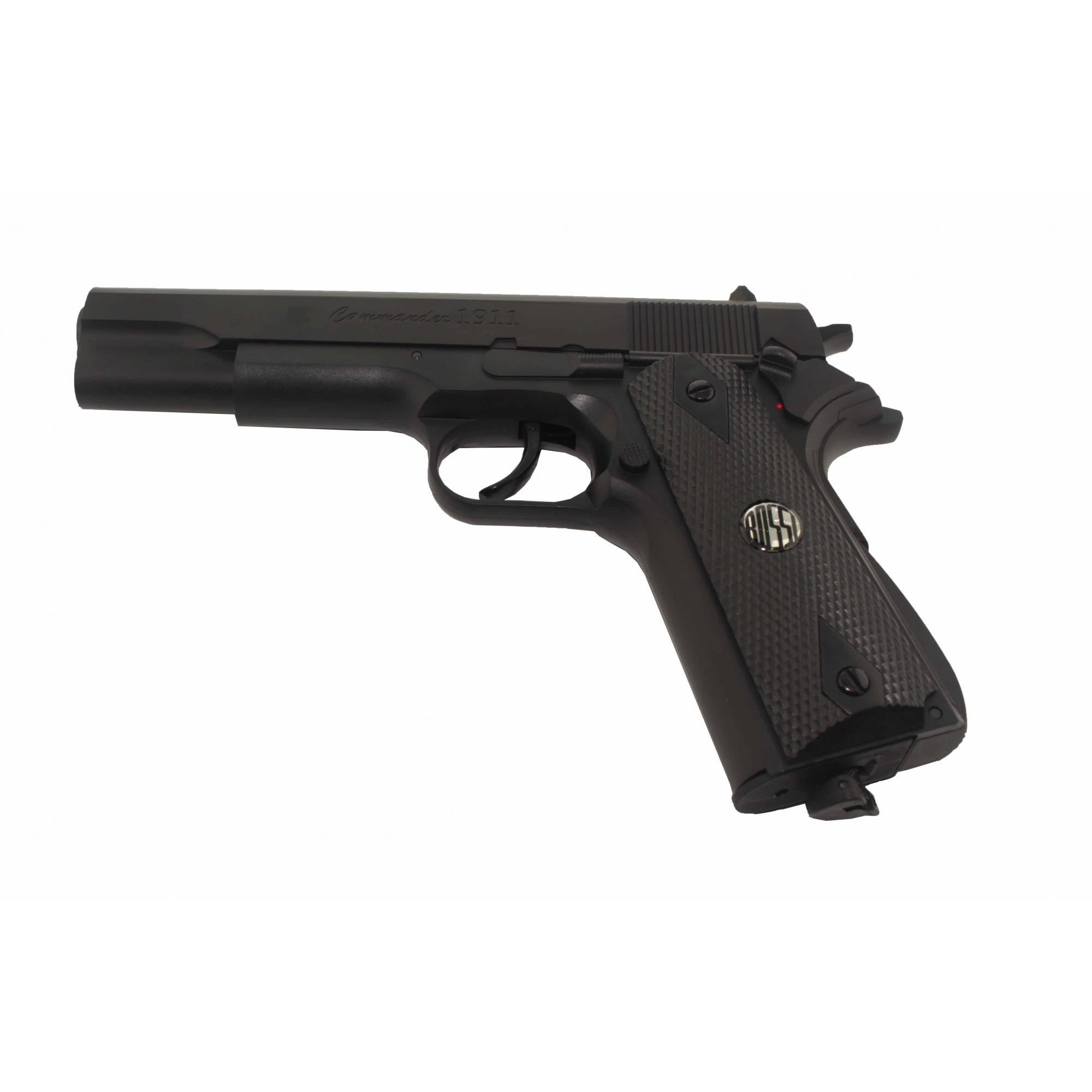 Pistola de Pressão Wingun W125B CO2 4,5mm