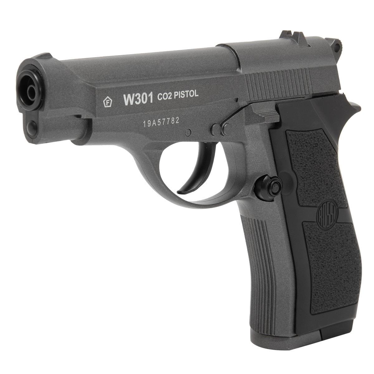 Pistola de Pressão Wingun W301 Metal CO2 4,5mm