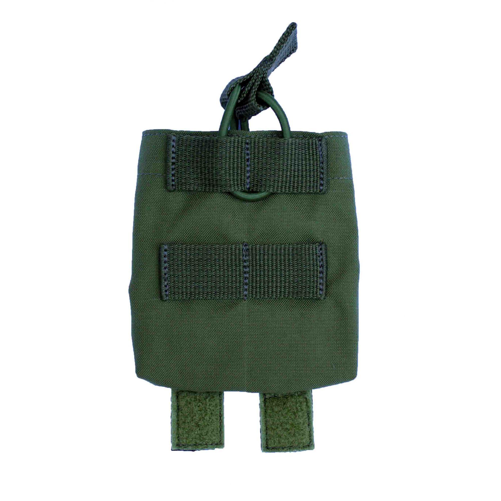 Porta Carregador Modular de Mag Unitário  - Verde