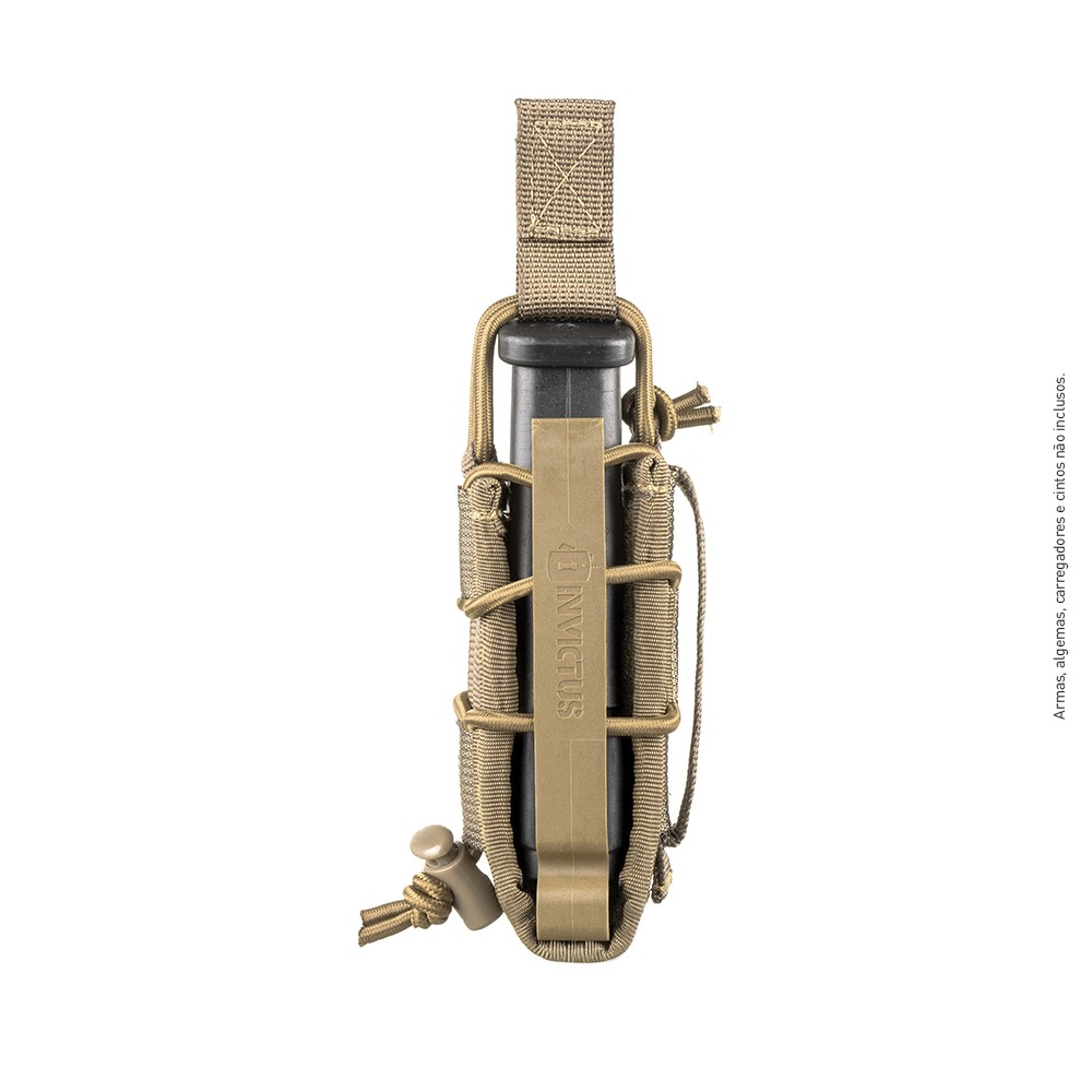 Porta Carregador Pistola Reload Invictus