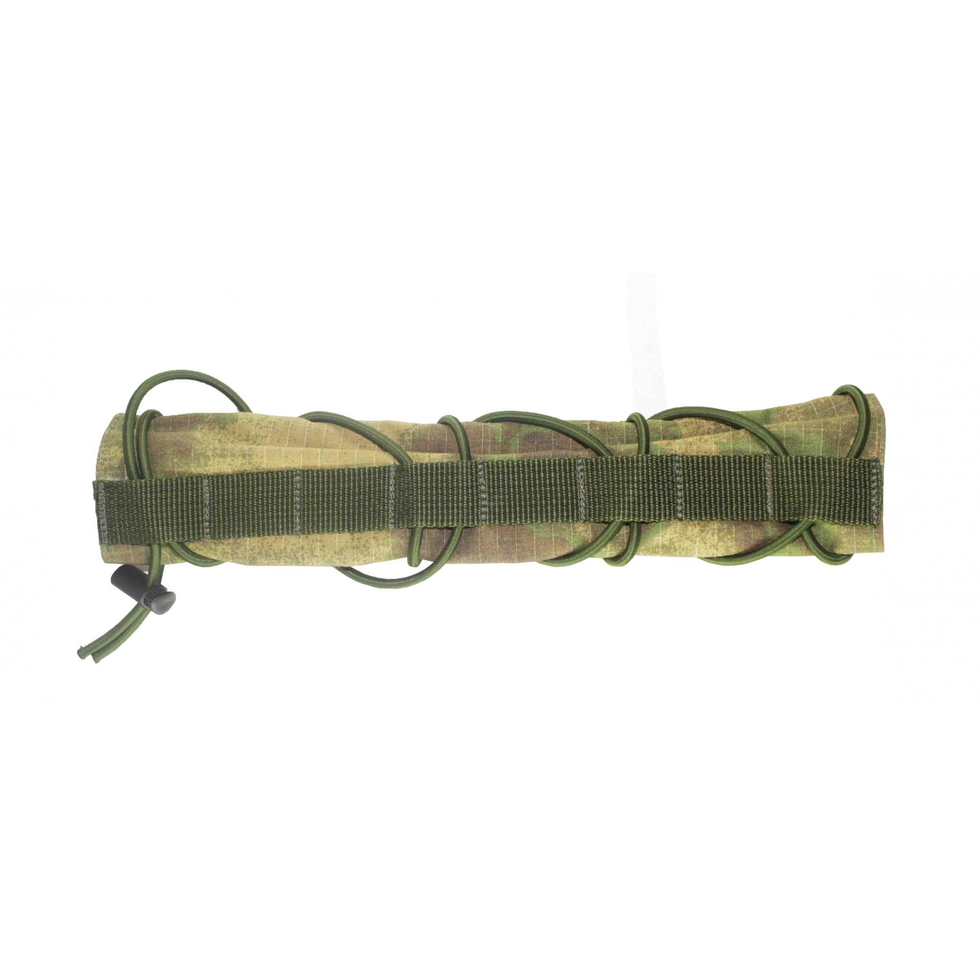 Protetor de cano silenciador Longo de Airsoft ATK