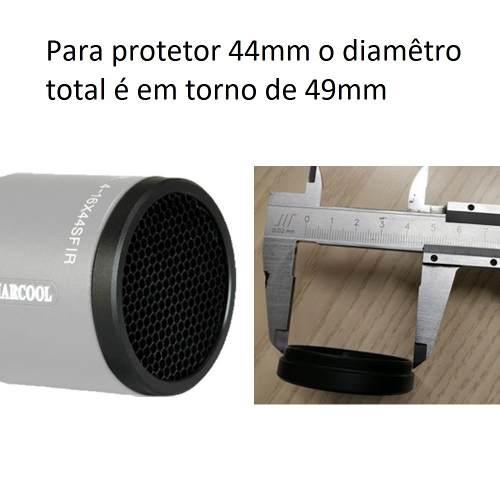 Protetor De Luneta Colmeia 44mm