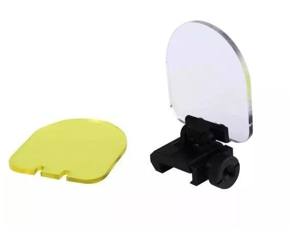 Protetor Reddot Luneta 2 Lentes Trilho 20/22mm Universal